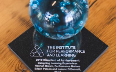 AWARD WINNER – Blended Learning to Mitigate Risk