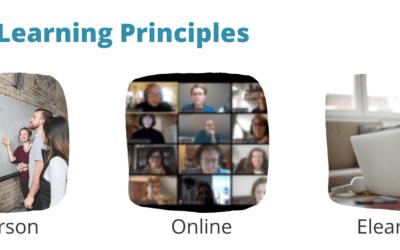 How do adult learning principles inform good instructional design?