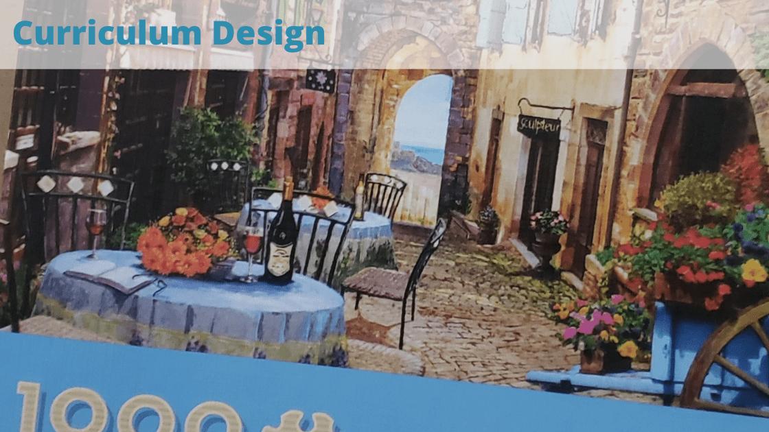puzzle-of-french-village-representing-curriculum-design