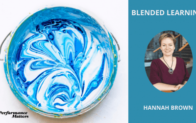Blended Learning: The best of both worlds